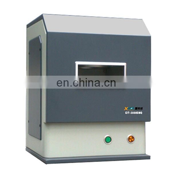 CIT-3000 SMQ element content detector meter analyzer for mineral cement material