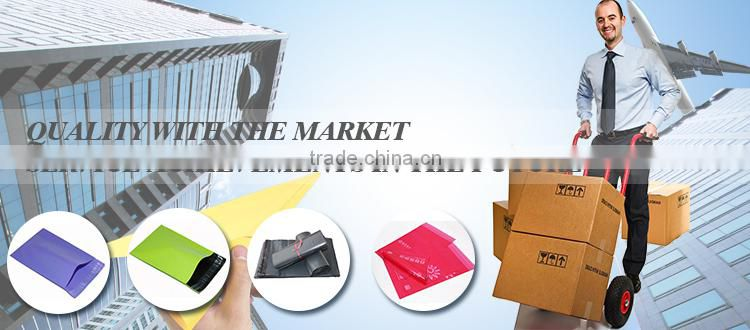 custom design poly mailer/factory direct mail bag/waterproof plastic envelopes