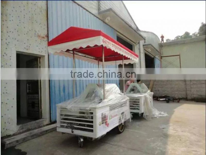 factory directly supply outdoor mobile food vending trailers