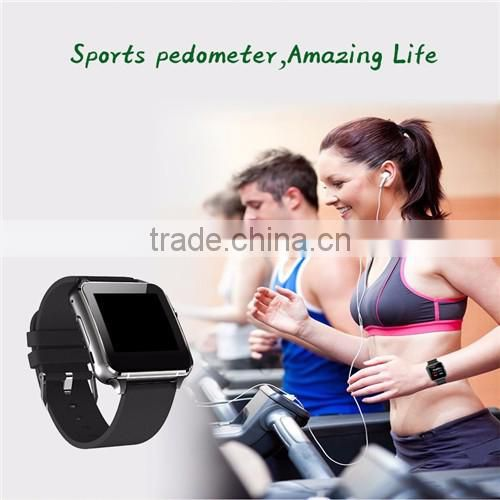 Smartwatch MTK2502c Micro SIM Card Bluetooth Smart Watch with Camera for Apple Support WhatsApp Heart Rate Monitor Wristwatch