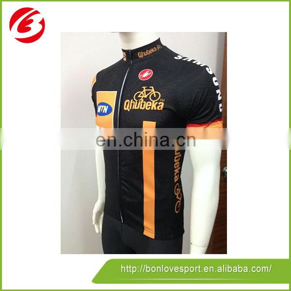 High Quality Colorful Your Style Road Cycling Jersey