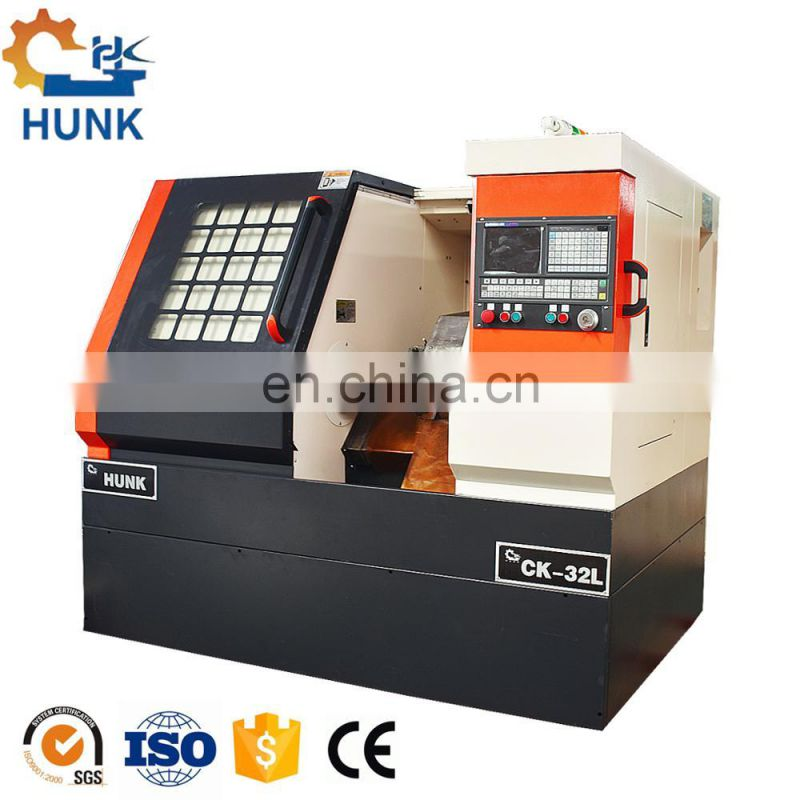 CK32L Micro Benchtop Small metal lathe Image