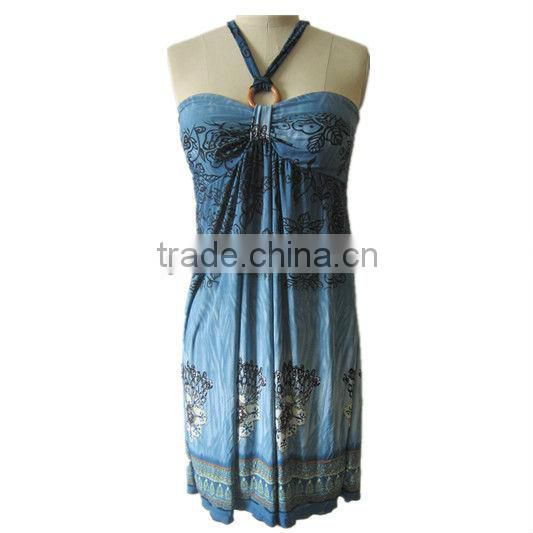 wholesale women beach wrap dress