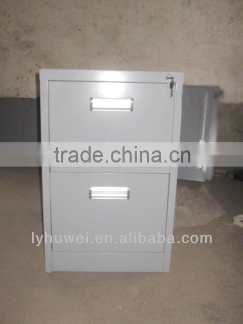 2 drawer office filing cabinet