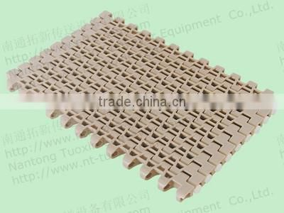 M1220 Plastic Flat Top Base Flights for Conveyor