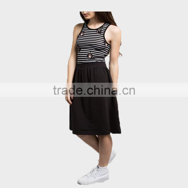 Ladies Stripe dresses for 2015