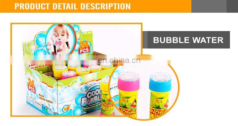 Gazillion Solution Novelty blowing bubble water