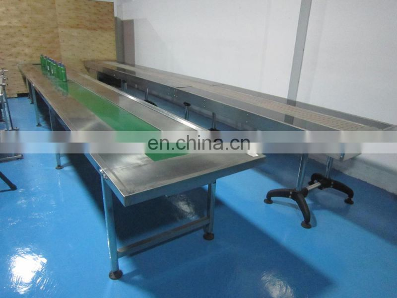guanzhou fuluke hot selling conveyor belt fastener making machines