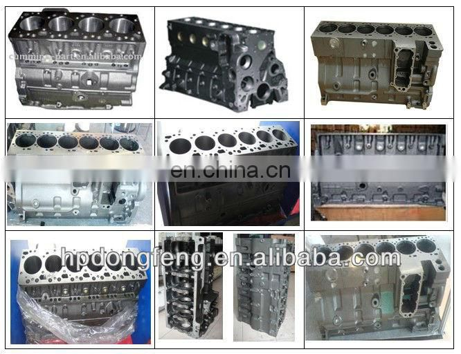 engine part 4BT 3903920 Cylinder block