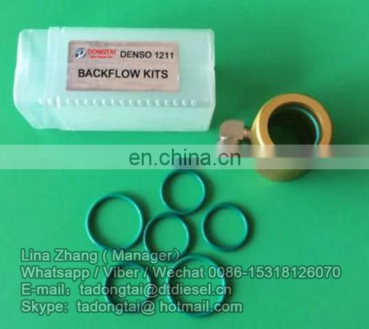 Backflow Kits (For Denso 1211 Injector