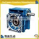 Mechanical Power Transmission Industrial Mechanical PC Motor Helical Electric gearbox/ worm gearbox/ small worm gear reducer