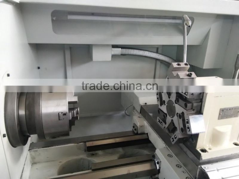 CK6132A low price mini cnc lathe CNC lathe machine for sales brands Haishu