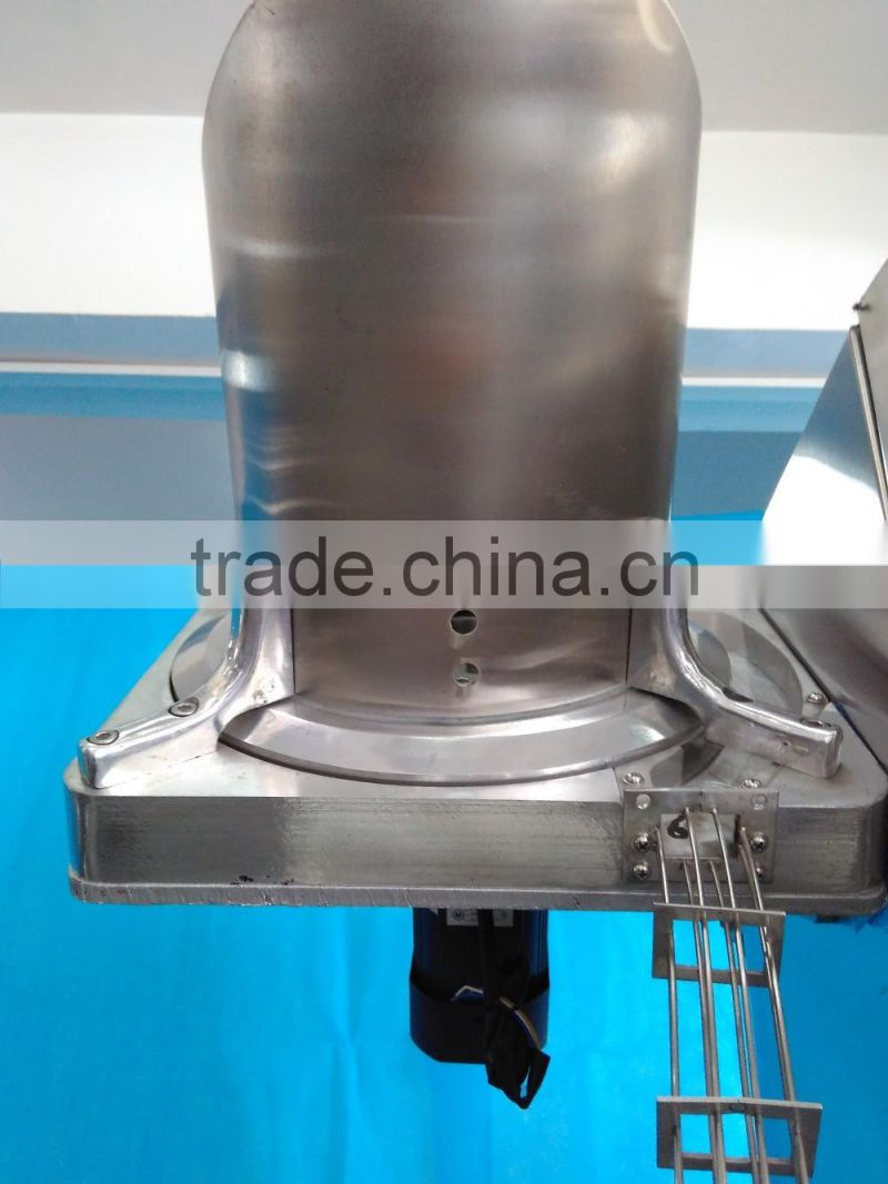 Stable quanlity automatic plastic screw type capping machine for mineral water, wine ect.