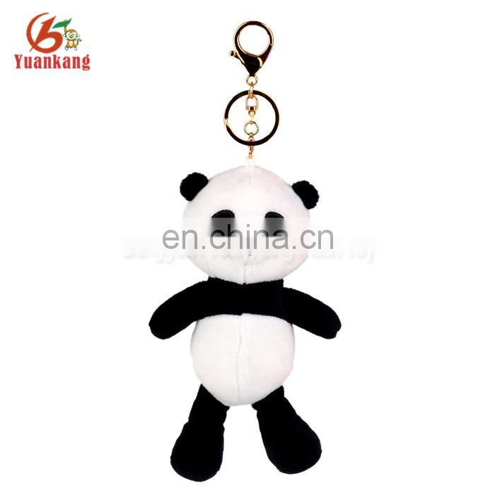 Stuffed horse keychain custom plush animal keychain