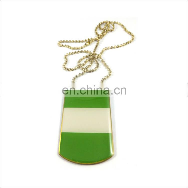 cheap dog tags/dog tag necklace/dog tags for people