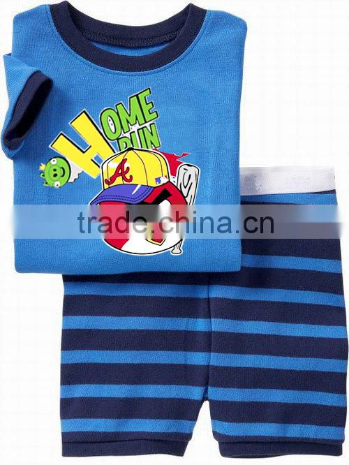 Lovely Children Pajamas Hot Sale Cotton Pajamas