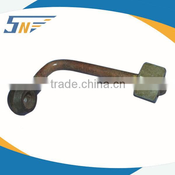oil pipe ,FOR SHANGCHAI oil pipe,Machinery oil pipe,oil pipe assembly,auto engine parts, 6135.765E-04-002