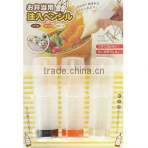 plastic food decoration , sauce bottle , tool kitchenware