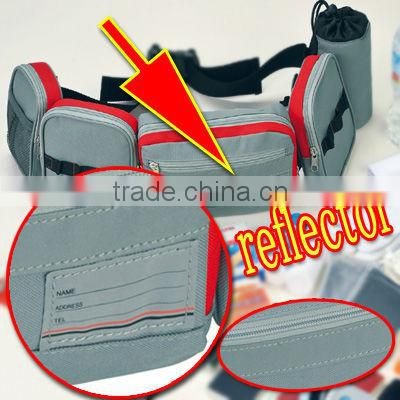 waist bags, simply waist bags, polyester waist bage,emergency bag waist pouch supplies valuables 76109