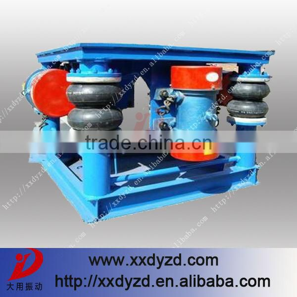 China new design vibrating separation table