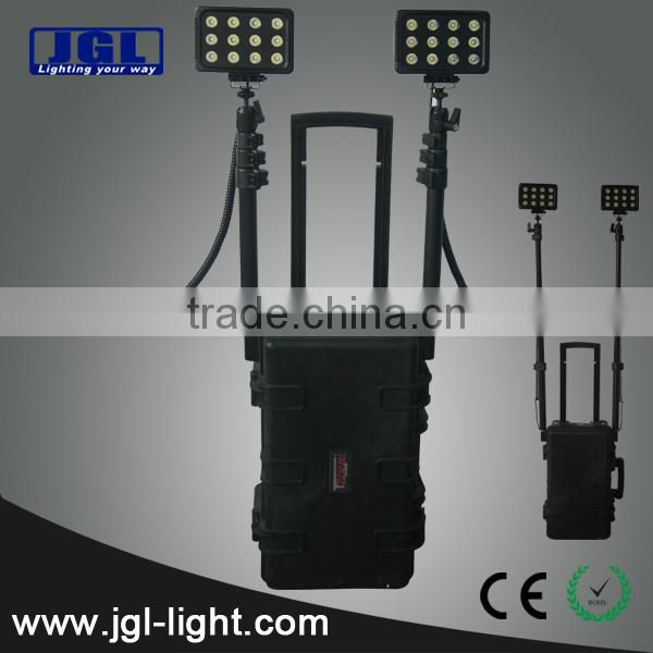 high quality led emergency lighting high power fire emergency light 72w IP 67 Led light