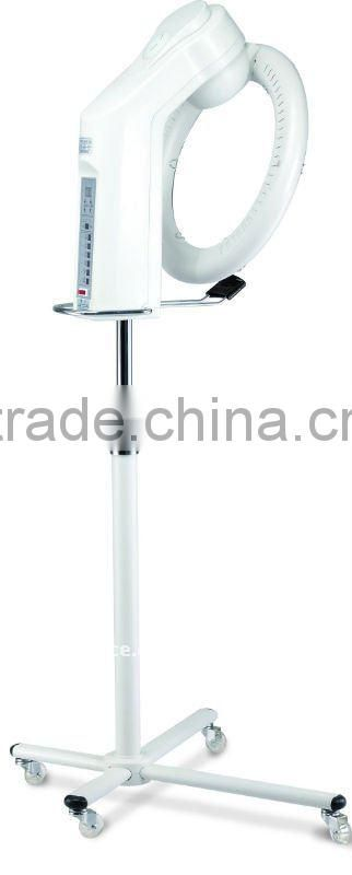 Professional hair dryer accelerator standing electric diffuser for hair salon F-3002G / F-3002W