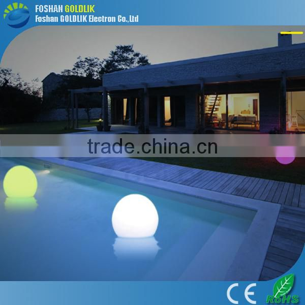RGB Color Changing Mood LED Light Ball, Glow Ball Lamp