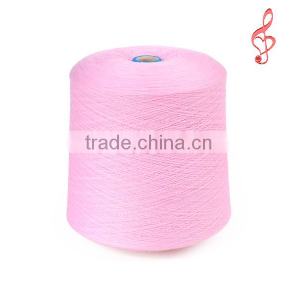 Cotton nylon blended yarn 32s dyed yarn 70/50