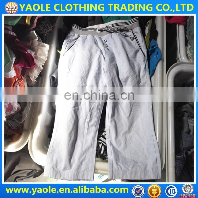 wholesale summer hot sale high quality used clothing from usa