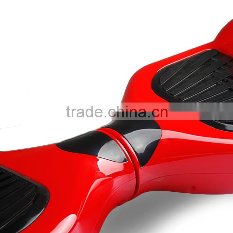 2 wheel hoverboard with bluetooth speaker Free Shipping Self balancing scooter From China factory