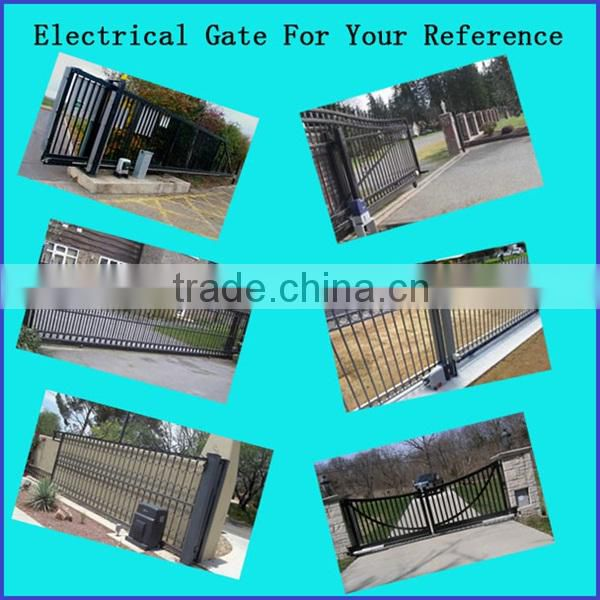 2015 New Design High-quality Used Swing Gate For Garden Factory