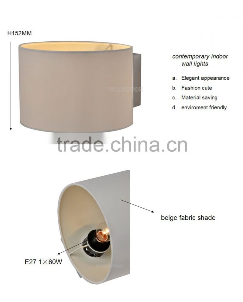 modern round fabric cheap wall sconce,round fabric cheap wall sconce,cheap wall sconce W1029