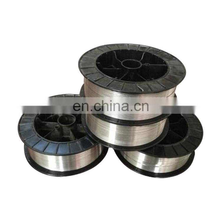 High carbon Z2 spool galvanized steel wire from Tangshan