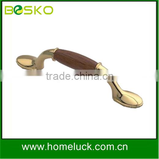 Nature wood drawer knobs and pulls from shenzhen factory