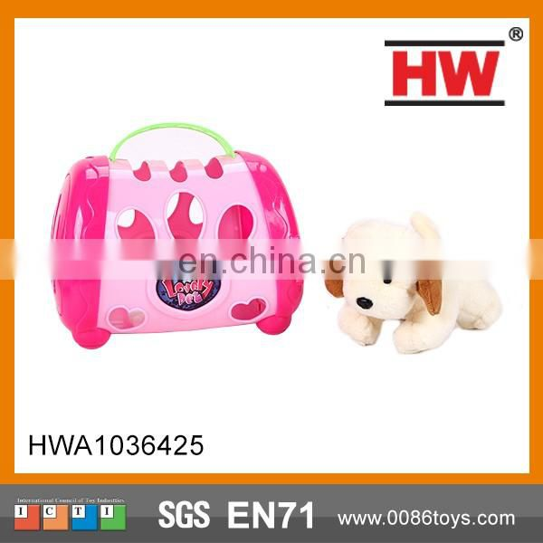 Lovely B/O Baby Bed Ring Infant Rattles