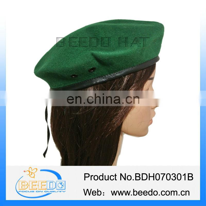 cd1606c4 Best designer 100% polyester british army beret of Military Hat from ...