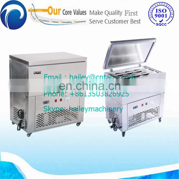 Automatic industrial block ice making machine for snow ice crusher machine Image