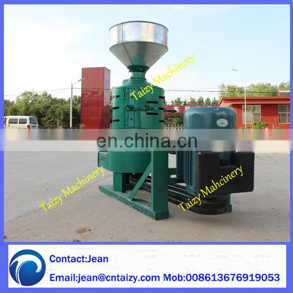 grain mill cereals skin removing machine Milled rice peeling machine grinding mill for millet rice corn