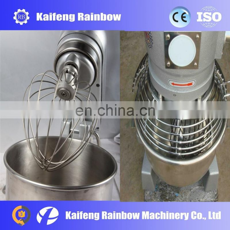 high frequency automatic industrial bakery mixers with roller