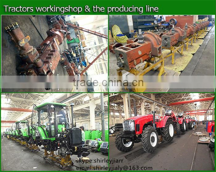 Lutong 70HP 4WD agricultural implement/farm tractors/tractor price list/used tractor for sale/china suppler