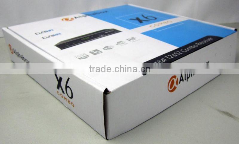 Stocks for Alphabox X6 Combo Auto roll powervu T2+S2 Combo
