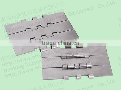 Straight Run Steel Tabletop Conveyor Chain