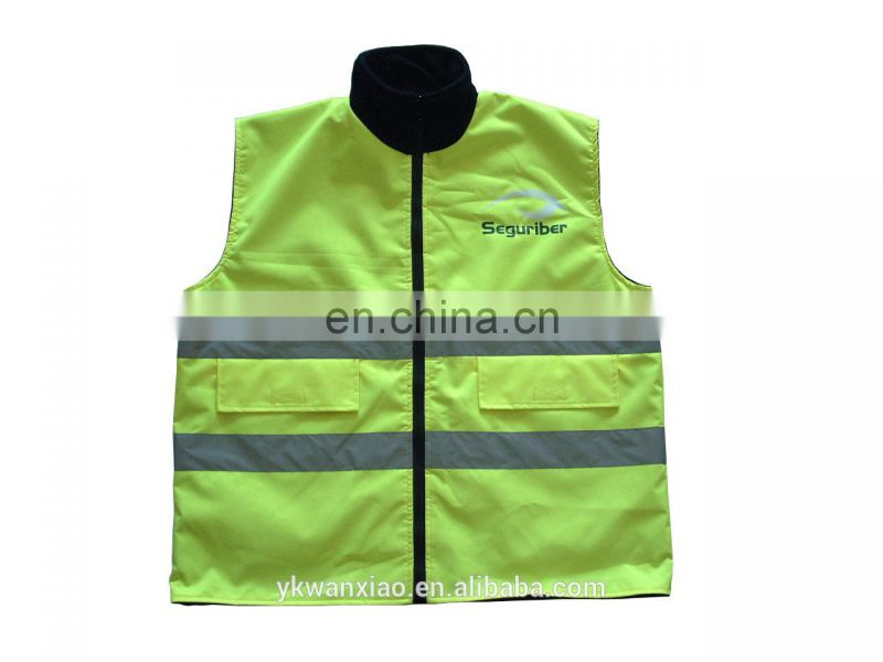Wholesale custom 100% polyester personalized life jacket vest