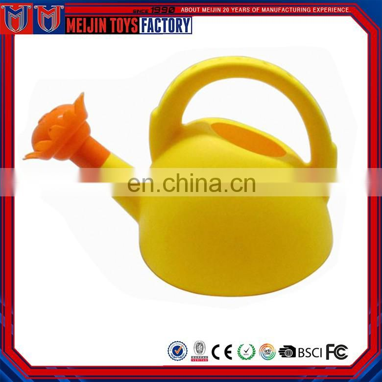 New products multicolor children plastic mini watering can for kids