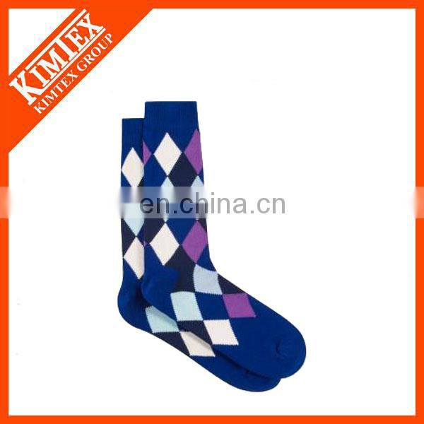2016 custom cheap polyester knit socks