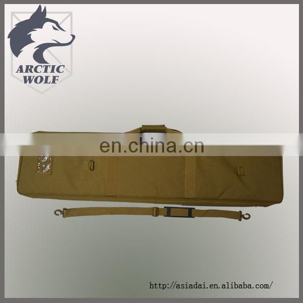 Rifle Gun Case multiple pouches hunting outdoor gun bag