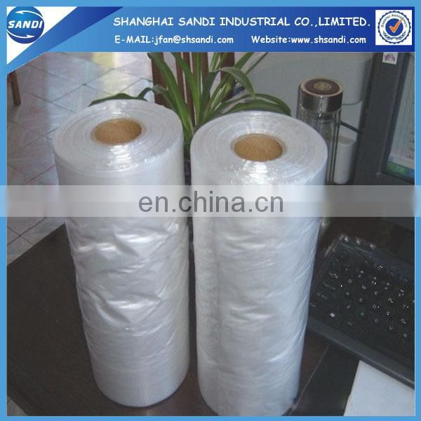 LDPE Plastic roll bag