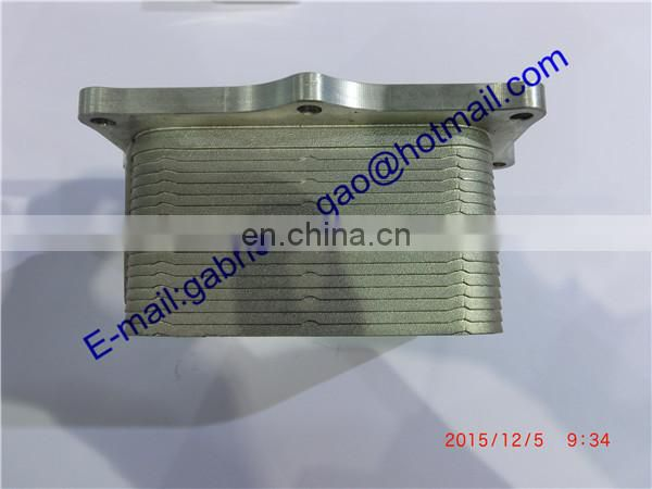 diesel engine oil cooler 5266955 5318533 for heavy duty truck