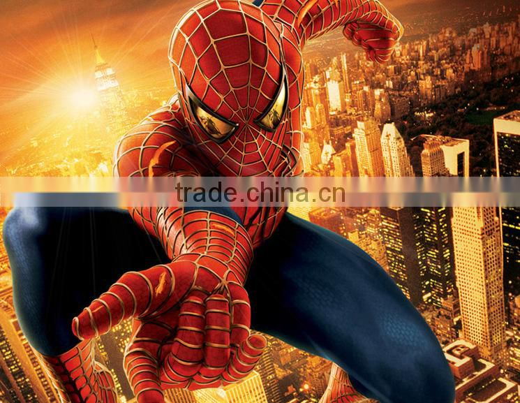 Movie character Spider-man model furnishing articles Spider-man toy doll action figure toy gifts