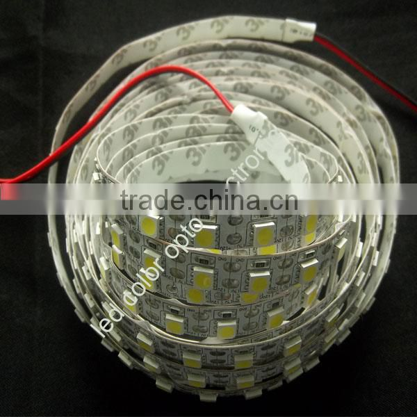 Waterproof 12v 5050 led strip 2800k 5050 smd led strip light